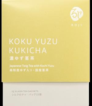 Koku Yuzu Kukicha