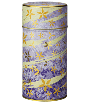 Hana Asobi Purple Tin