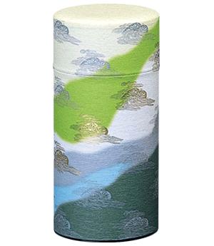 Kamogawa Green Tin