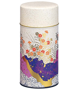 Nadeshiko Purple Tin