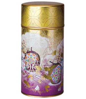 Rikyu Purple Tin
